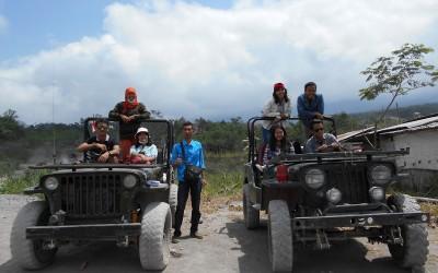 Paket Wisata Lava Tour Kaliadem – Sisa Hartaku