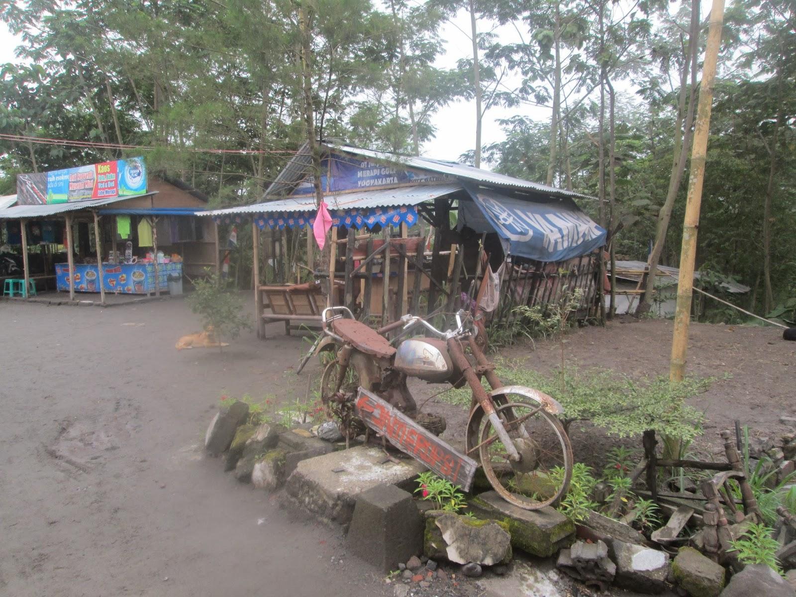 Motor-Paket Wisata Lava Tour Kaliadem-Sisa Hartaku