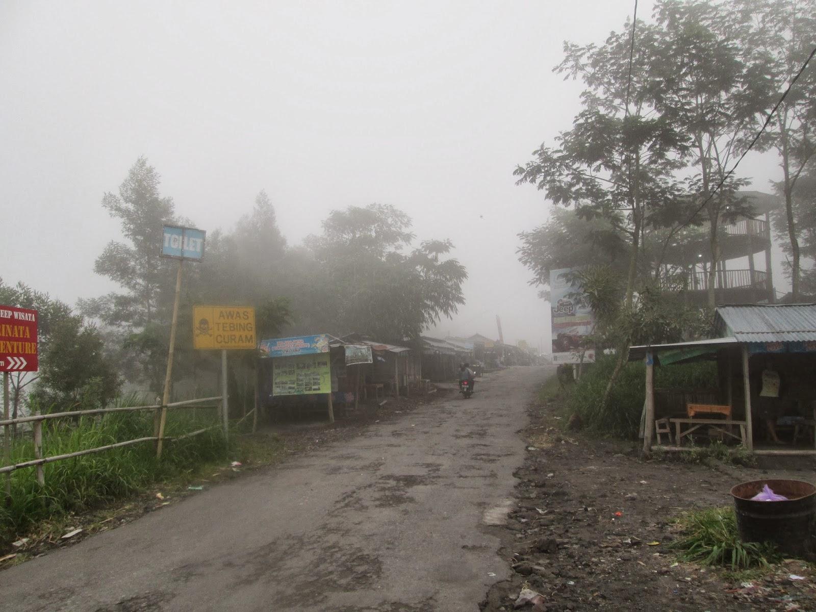 Rute-Paket Wisata Lava Tour Kaliadem-Sisa Hartaku