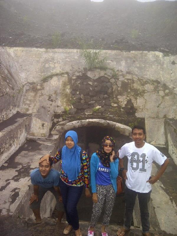Bunker-Paket Wisata Lava Tour Kaliadem-Sisa Hartaku