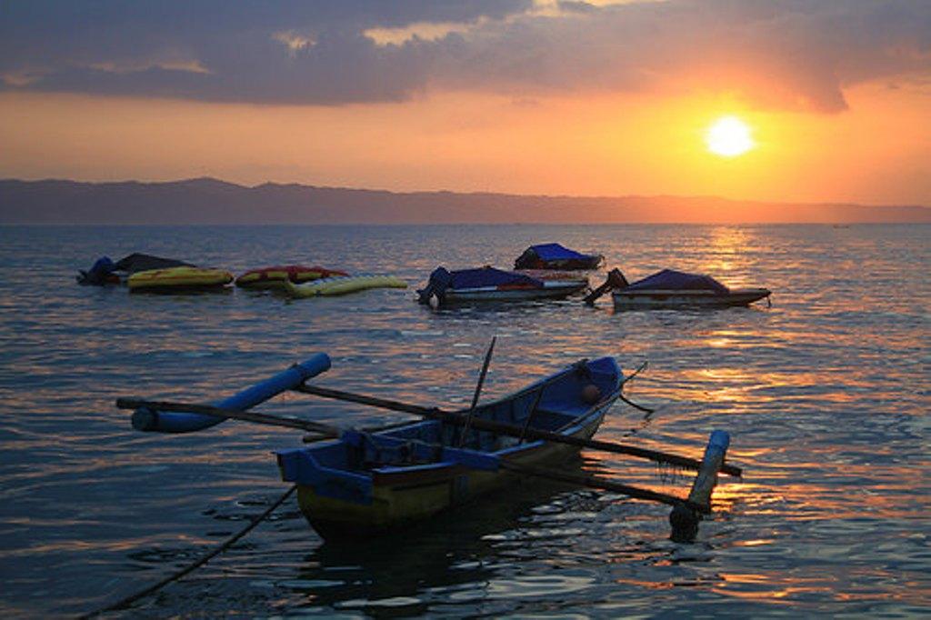 Pantai Pangandaran BaratTimur